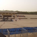 the Stadium in Nouakshott